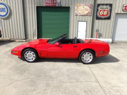 1995 Corvette Convertible ONLY 57000 Miles LOOK