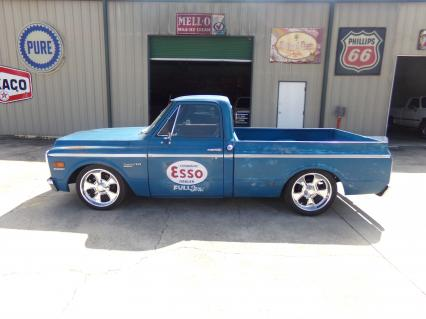 1972 Chevy C-10 Custom 350 V8 P/S P/B A/C LOOK