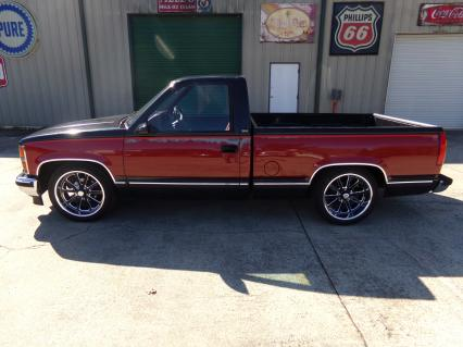 1988 Chevy Silverado SWB Awesome Truck Looks Great