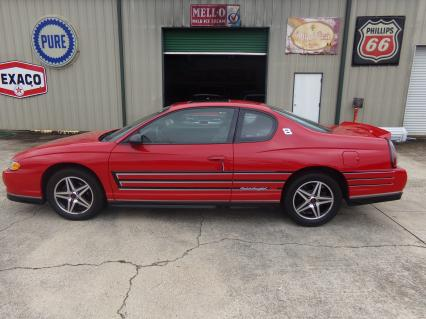 2004 Chevy Monte Carlo SS Dale Earnhardt Edition