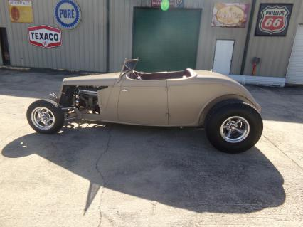 1933 Ford Roadster Wescott Body Fresh Build LOOK