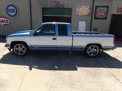1996 Chevy Silverado Club Cab Runs & Looks Great