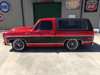 1979 Chevy K5 Blazer 2WD Bult 350 Fresh Build LOOK