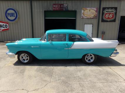 1957 Chevy 150  350 V8 4 Speed Muncie P/S P/B