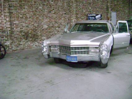 66 Cadillac Fleetwood Limo From Calif a Rare Cady