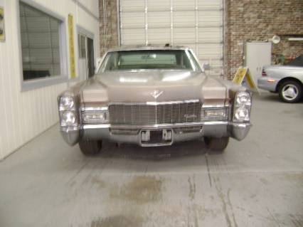 1968 Cadillac Coupe DeVille Low MilesPrice Dropped