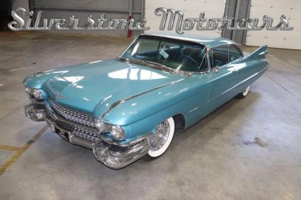 1959 Cadillac Coupe DeVille Series 6300