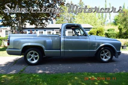 1967 GMC 12 Ton Pickup