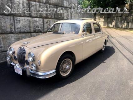 1959 Jaguar Mark I
