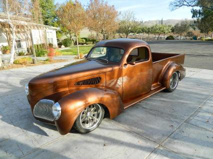 1939 Studebaker L5 Pick Up 1 of 25 Made