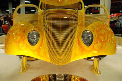 1936 Ford 3 Window Coupe Stunning Show Stopper