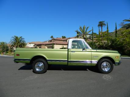 1970 Chevy C20 Fully documented Fully Restored