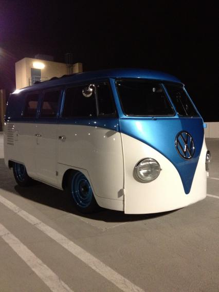 1962 VW Bad To The Bone Bus