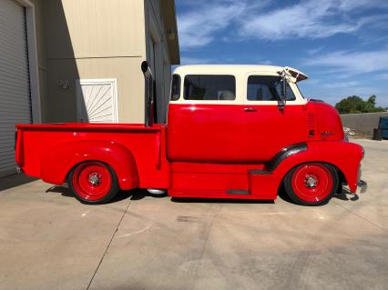 1954 GMC COE Cummins Powered Pristine New Build