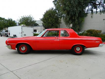 1964 Dodge 330 Tribute Period Correct Perfection