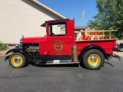 1928 Ford Fire Truck Replica Fun For All