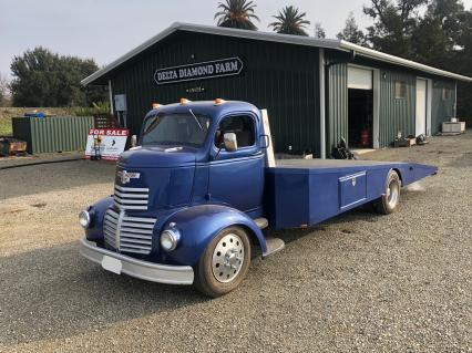 1947 GMC COE Fresh Built Beast 454 Big Block