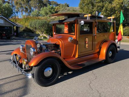 1926 Ford Wonderful Wacky Woody