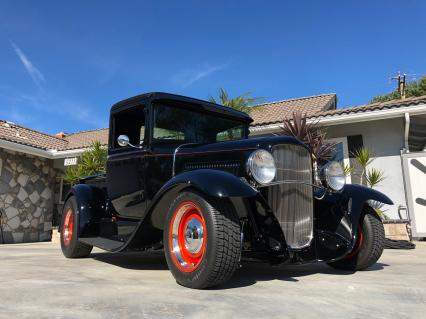 1930 Ford Model A Street Rod Done Just Right