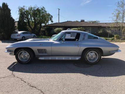 1964 Corvette #s Match Barn Find One Owner 40 yrs