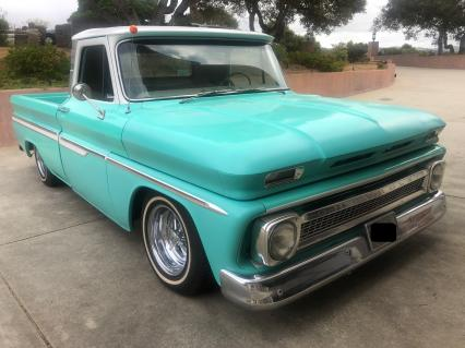 1964 Chevy C10 Shortbox Deluxe Traditional Custom