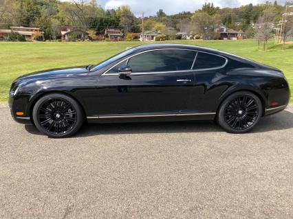 2009 Bentley Continental GT Speed Edition Pristine