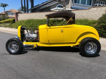 1931 Ford Roadster All Steel W/Rumble Seat 1000 Mi