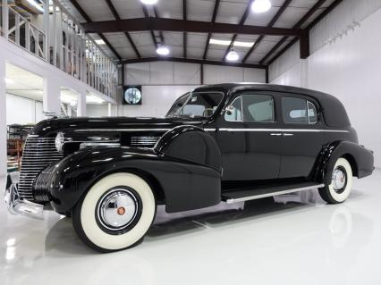 Howard Hughes 1940 Cadillac Fleetwood Series 75