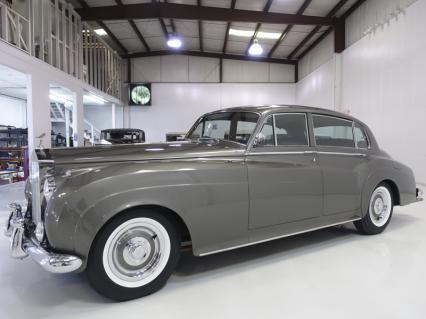 1961 Rolls-Royce Silver Cloud II Long Wheelbase Sa