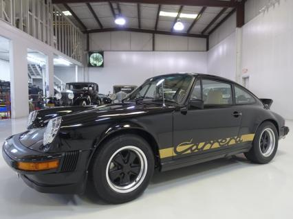1974 Porsche 911 Carrera Sunroof Coup