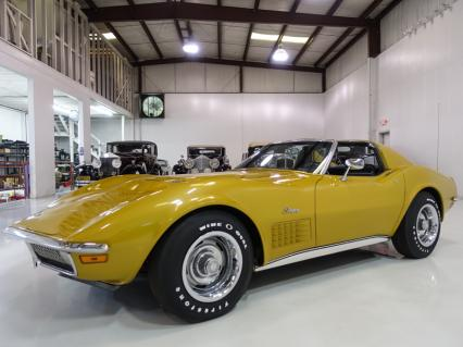 1971 Chevrolet Corvette LS5 Stingray Coupe