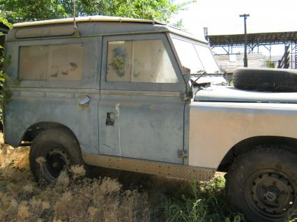 1965 Land Rover Series 2A