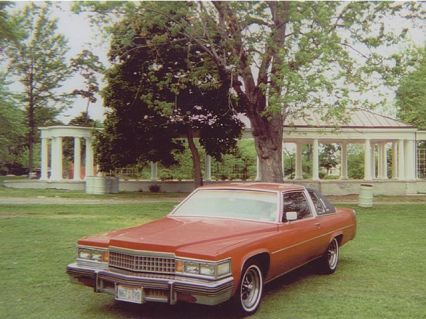 1978 CADDY COUPE DE VILLE