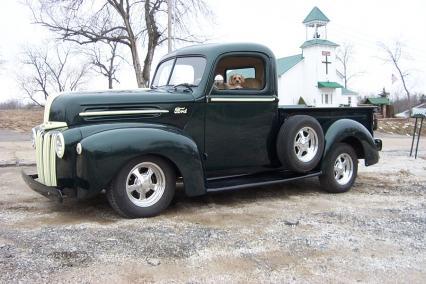 1947 Ford F1 PU
