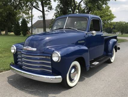 1951 Chevy 3100 Short Bed Super Nice Original