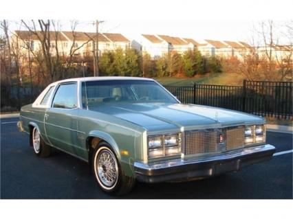 1977 Oldsmobile 98 Regency cpe
