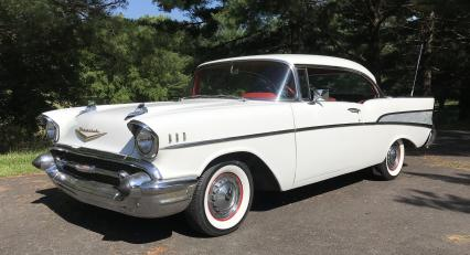 1957 Chevrolet Bel Air Two Door Hardtop PS PB