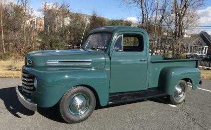 1950 Ford F-1 Pick Up Flathead V8 Original Truck