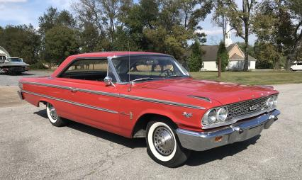 1963 1/2 Ford Galaxie 500 2 Dr Hardtop  390 V8