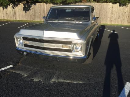 1971 Chevy C10 short bed - show it or drive it
