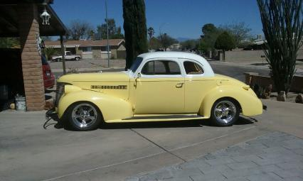for sale 1939 chevy coupe