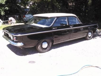 1960 CHEVY  CORVAIR  w/only 33000 miles
