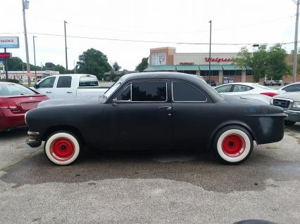 1950  FORD BUSINESS COUPE RESTOMOD/RATROD