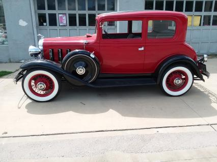 1932 Chevy 2-dr  5-passenger Coupe