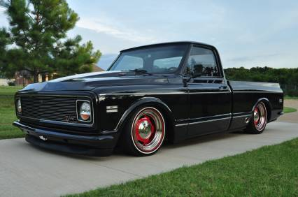1972 Chevy C10 Short Bed Pickup  Beautiful