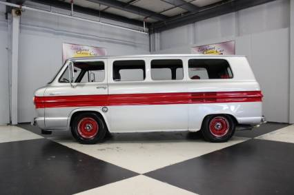 1961 Chevrolet Corvair Greenbrier Sports Van
