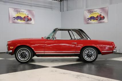 1968 Mercedes Benz 280SL