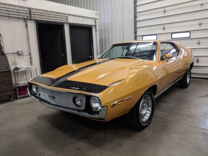 1971 AMC AMX JAVELIN 401 GO RAM AIR 4 SPEED