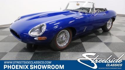1965 Jaguar XKE Restomod Roadster