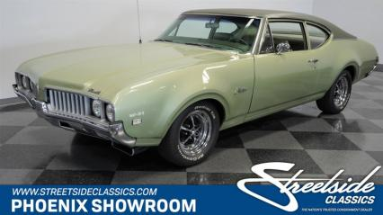 1969 Oldsmobile Cutlass F85 W31 Tribute